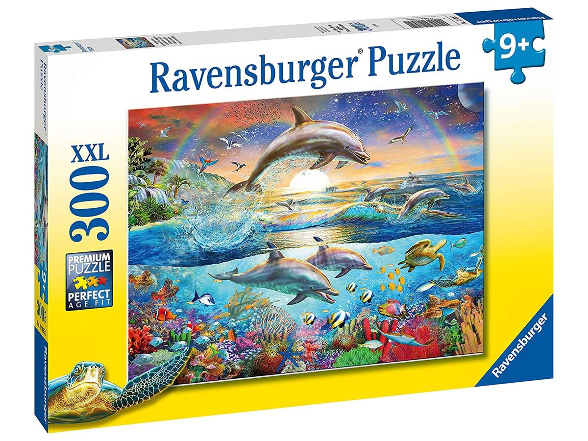 Puzzle XXL Pieces Tropical Paradise