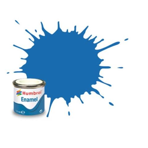 52 Metallic Baltic Blue 14ml Enamel Paint