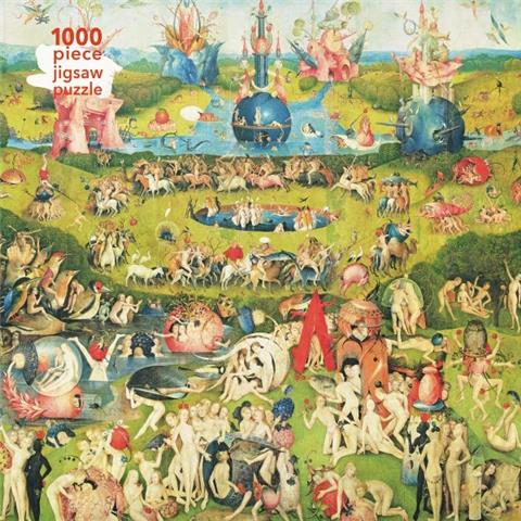 The Garden of Earthly Delights Jigsaw Puzzle ( 1000 Pieces )