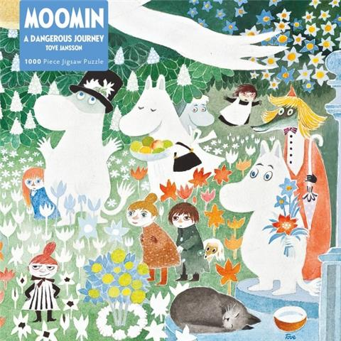 Moomin - A Dangerous Journey Jigsaw Puzzle ( 1000 Pieces )