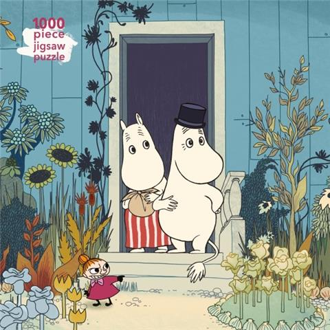 Moomins on the Riviera Jigsaw Puzzle ( 1000 Pieces )