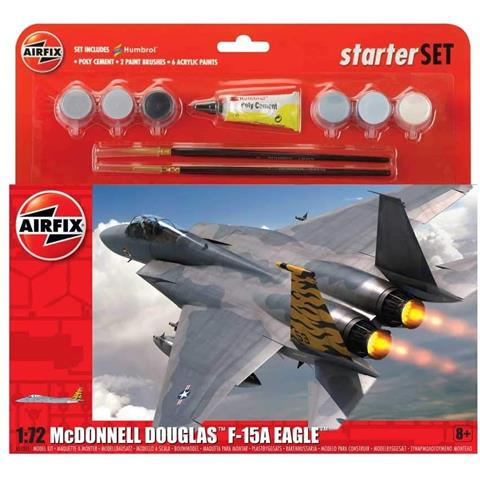 McDonnell Douglas F-15A Eagle Model Kit