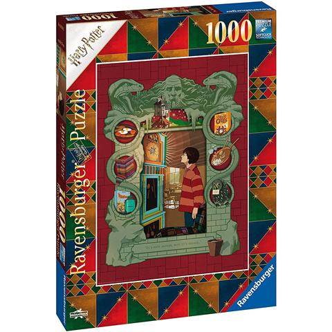 At Home with the Weasleys Harry Potter Jigsaw Puzzle ( 1000 Pieces )