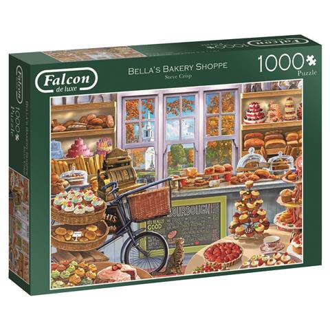 Bellas Bakery Shoppe Jigsaw Puzzle ( 1000 Pieces )
