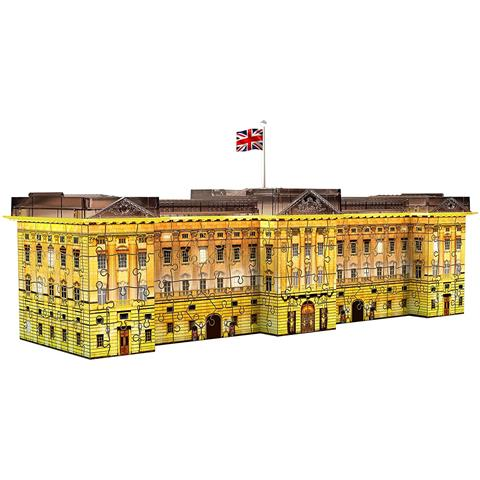 Buckingham Palace At Night 3d Puzzle 216 Pieces