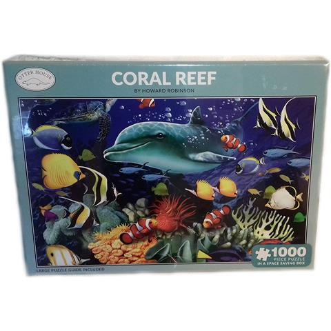 Coral Reef Jigsaw Puzzle ( 1000 Pieces )