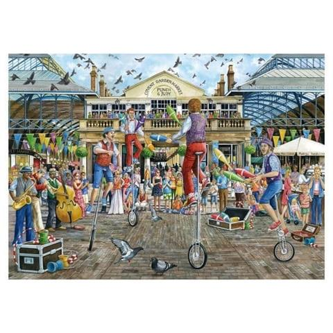 Covent Garden Jigsaw Puzzle ( 500 Pieces )