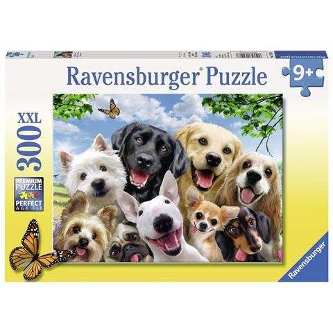 Delighted Dogs Jigsaw Puzzle ( 300 XXL Pieces )