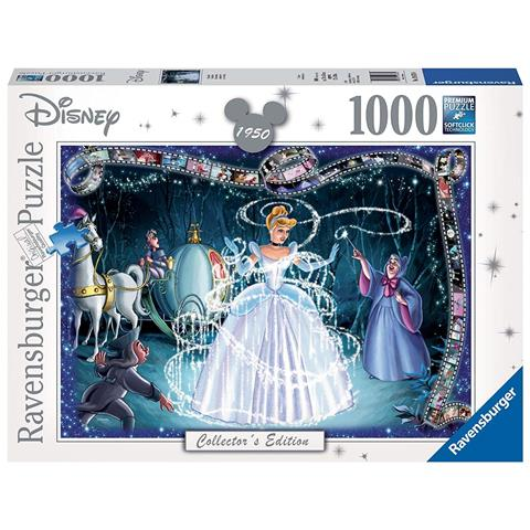Disney Cinderella Collectors Edition Jigsaw Puzzle ( 1000 Pieces )