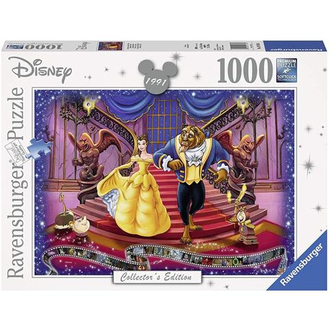 Disney Beauty and the Beast Collectors Edition Jigsaw Puzzle ( 1000 Pieces )