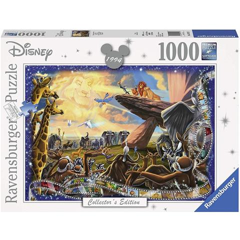 Disney The Lion King Collectors Edition Jigsaw Puzzle ( 1000 Pieces )