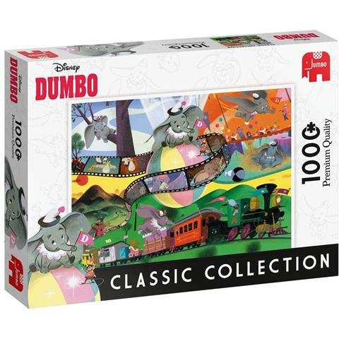 Disney Dumbo Jigsaw Puzzle ( 1000 Pieces )
