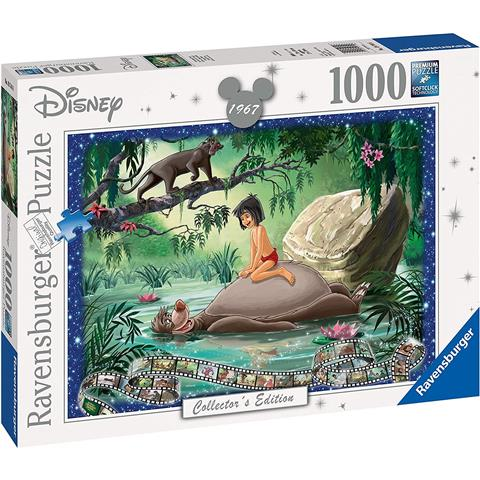 Disney Jungle Book Collectors Edition Jigsaw Puzzle ( 1000 Pieces )