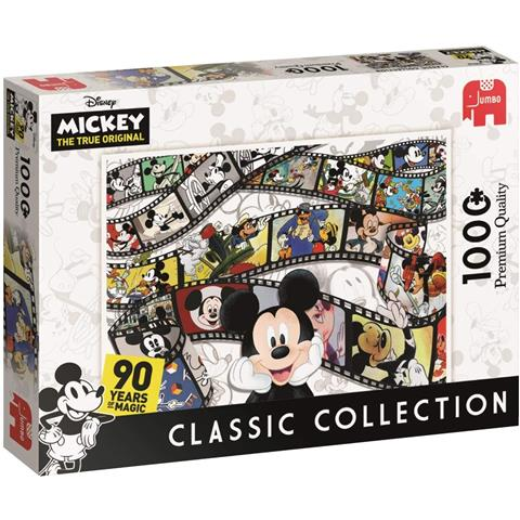 Disney Mickey Mouse 90th Anniversary Jigsaw Puzzle ( 1000 Pieces )