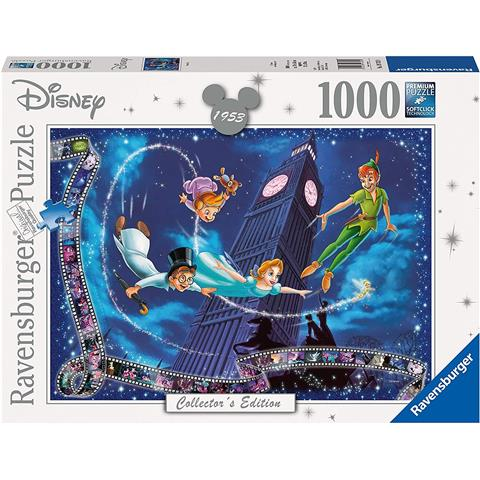 Disney Peter Pan Collectors Edition Jigsaw Puzzle ( 1000 Pieces )