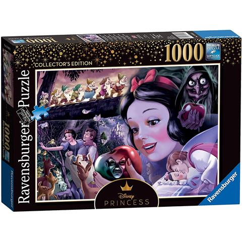 Disney Princess Heroines No 1 - Snow White Collectors Edition Jigsaw Puzzle ( 1000 Pieces )
