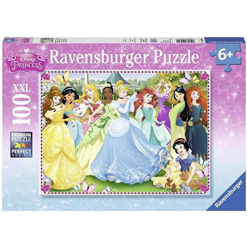 Disney Princesses Jigsaw Puzzle ( 100 XXL Pieces )