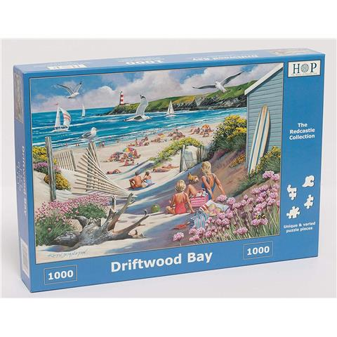 Driftwood Bay Jigsaw Puzzle ( 1000 Pieces )