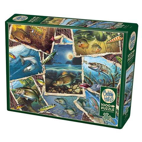 Fish Pics Jigsaw Puzzle ( 1000 Pieces )