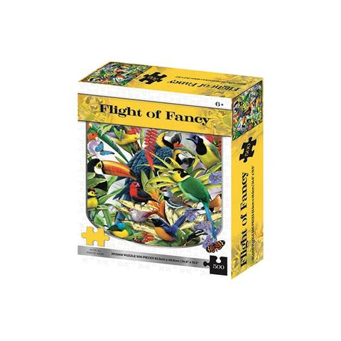 Flight of Fancy Jigsaw Puzzle ( 500 Pieces )
