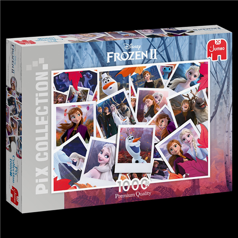 Frozen 2 Disney Jigsaw Puzzle ( 1000 Pieces )