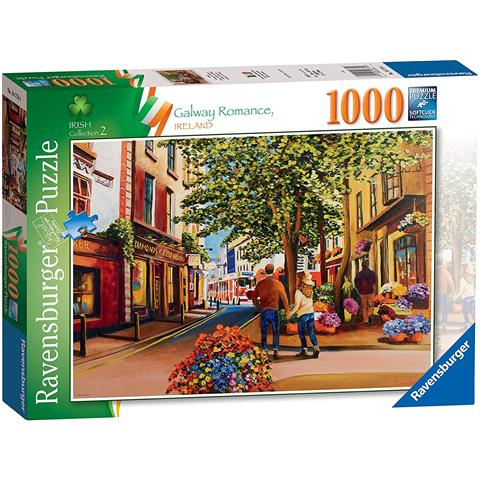 Galway Romance Jigsaw Puzzle ( 1000 Pieces )