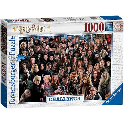 Harry Potter Challenge Jigsaw Puzzle ( 1000 Pieces )
