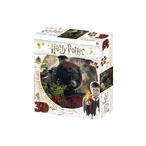 Harry Potter - The Hogwarts Express Prime 3D Jigsaw Puzzle ( 500 Pieces )