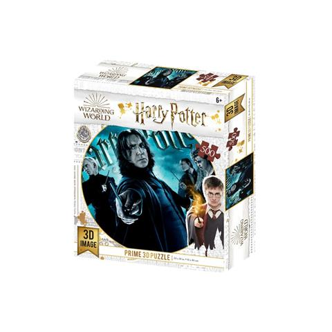 Harry Potter - Slytherin Prime 3D Jigsaw Puzzle ( 500 Pieces )
