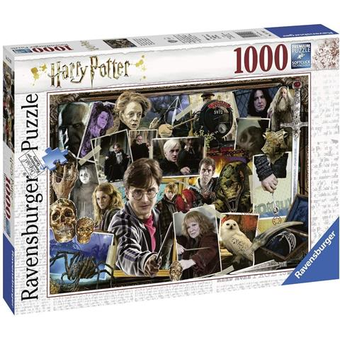 Harry Potter vs Voldemort Jigsaw Puzzle ( 1000 Pieces )