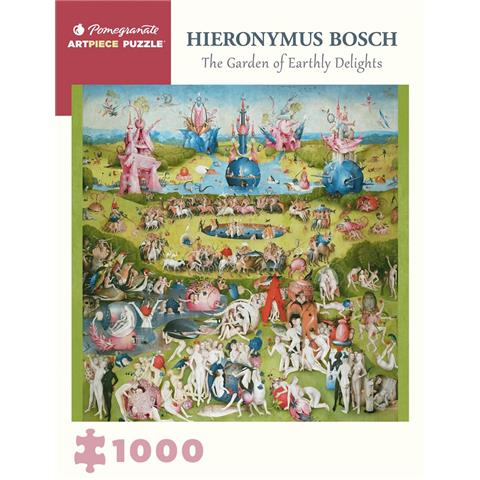 The Garden of Earthly Delights by Hieronymus Bosch Jigsaw Puzzle ( 1000 Pieces )