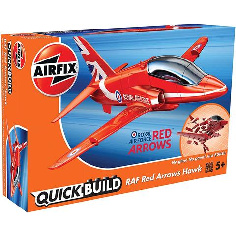 Quickbuild RAF Red Arrows Hawk
