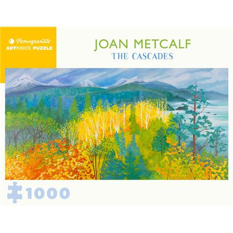 The Cascades by Joan Metcalf Jigsaw Puzzle ( 1000 Pieces )