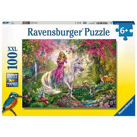 Magical Ride Jigsaw Puzzle ( 100 XXL Pieces )