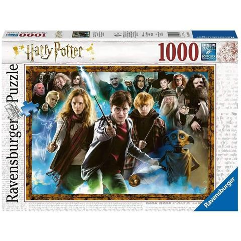 Magical Student Harry Potter Jigsaw Puzzle ( 1000 Pieces )