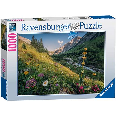 Magical Valley Jigsaw Puzzle ( 1000 Pieces )