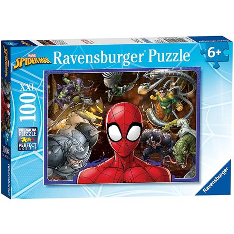 Spiderman Jigsaw Puzzle ( 100 XXL Pieces )