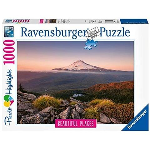 Mount Hood, Oregon, USA Jigsaw Puzzle ( 1000 Pieces )