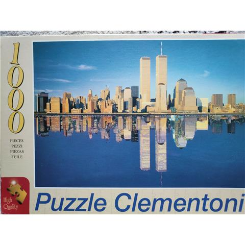 New York Day and Night Jigsaw Puzzle ( 1000 Pieces )