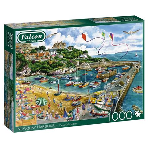 Newquay Harbour Jigsaw Puzzle ( 1000 Pieces )