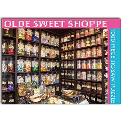 Olde Sweet Shoppe Jigsaw Puzzle ( 1000 Pieces )