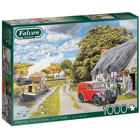 Parcel for Canal Cottage Jigsaw Puzzle ( 1000 Pieces )