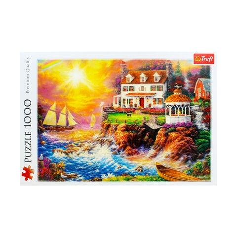 Peaceful Haven Jigsaw Puzzle ( 1000 Pieces )