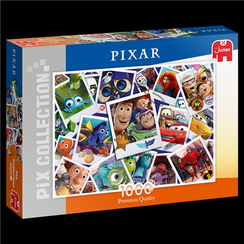 Pixar Disney Jigsaw Puzzle ( 1000 Pieces )