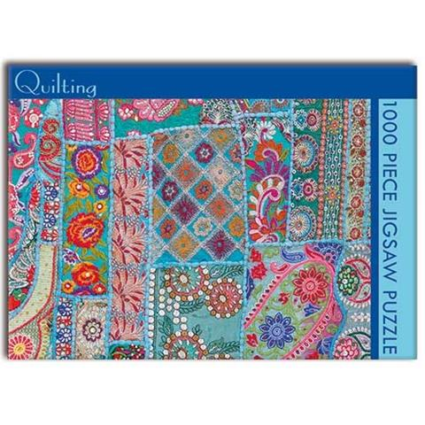Quilting Jigsaw Puzzle ( 1000 Pieces )