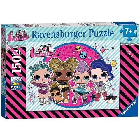 Ready for the Party LOL Surprise Jigsaw Puzzle ( 150 XXL Pieces )
