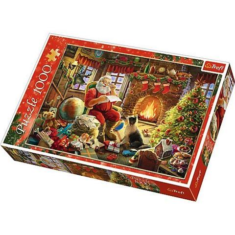 Resting by the Fire Jigsaw Puzzle ( 1000 Pieces )