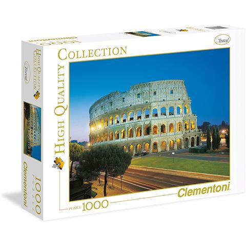 Rome Colosseo Jigsaw Puzzle ( 1000 Pieces )