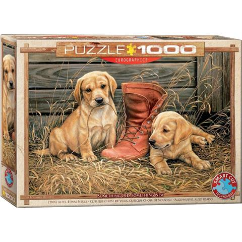 Something Old Something New Jigsaw Puzzle ( 1000 Pieces )