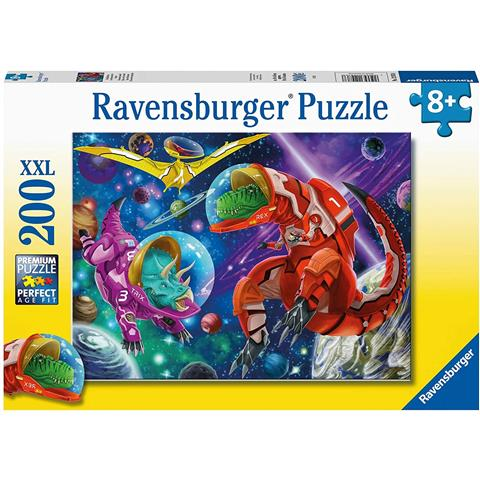 Space Dinosaurs Jigsaw Puzzle ( 150 XXL Pieces )